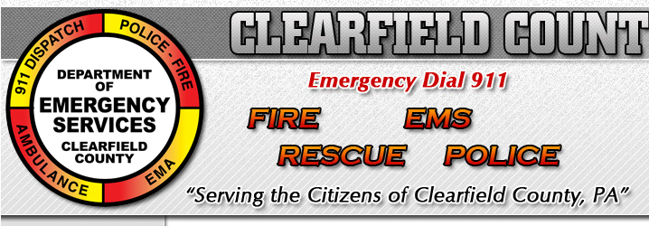 Clearfield County Emergency Management